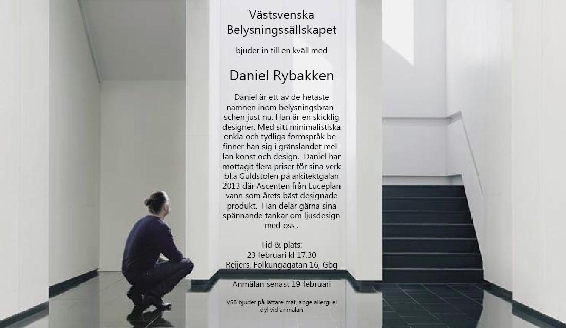 Daniel Rybakken